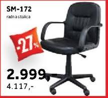Radna stolica SM-172