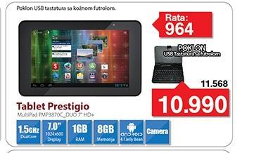 Tablet MultiPad PMP3870C_DUO 7
