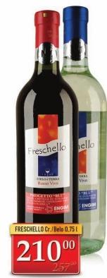 Belo vino Freschello
