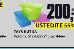 Kutija YAYA