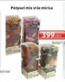 Potpuri mix