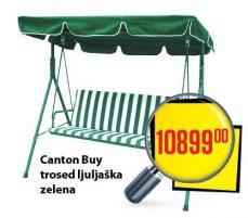 Canton Buy trosed ljuljaška zelena