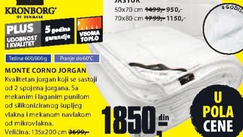 Jorgan Monte Corno