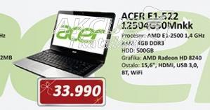 Laptop Aspire E1-522-12504G50Mnkk