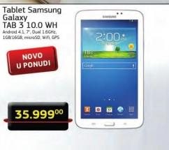 Tablet Galaxy Tab 3 P5210