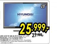 Televizor LED LCD 28 LE-R D