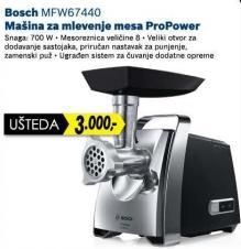 Mašina za mlevenje mesa ProPower Mfw67440