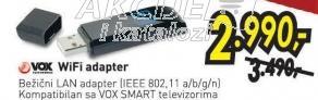 Bežični LAN adapter za Vox Smart TV