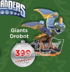 Giants Drobot Skylanders