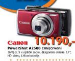 Fotoaparat A2500 crveni