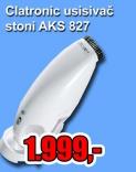 Stoni usisivač AKS 827