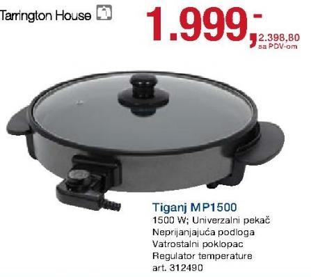 Električni Tiganj Mp1500