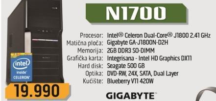 Računar Smart Box N1700