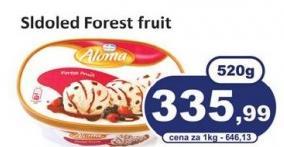 Sladoled šumsko voće