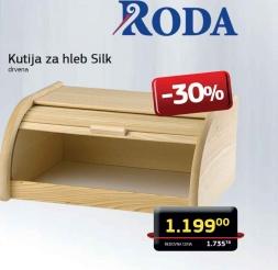 Kutija za hleb Silk