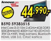 Laptop IdeaPad B590 59383515