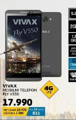 Mobilni telefon FLY V500