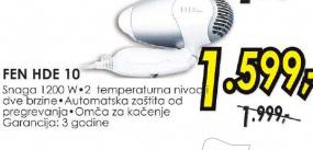 Fen HDE 10