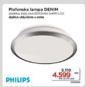 Plafonska lampa Denim