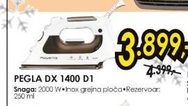 Pegla DX1400 D1