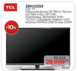 Televizor LED 2HU5253