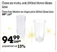Čaše za vodu
