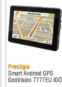 Navigacija Smart Android Geovision 7777Eu IGO