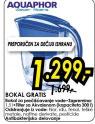 Bokal GRATIS