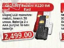 Bežični telefon A120 IM