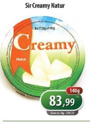 Sir Creamy Natur