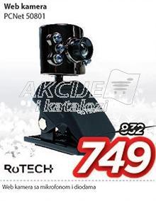 Web kamera PcNet 50801 Rotech