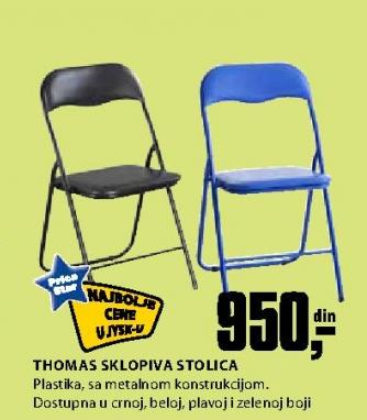 THOMAS SKLOPIVA STOLICA
