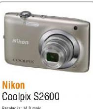 Fotoaparat Coolpix S2600