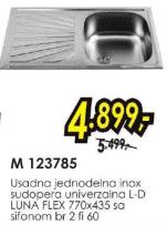 Sudopera Luna Flex 1D M123785