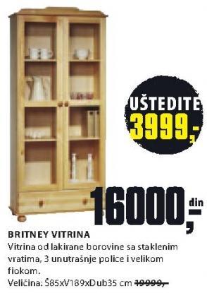 Vitrina Britney