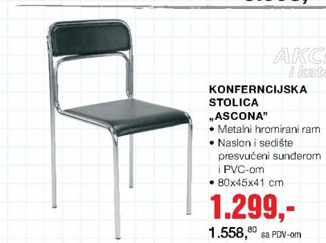 Stolica konferencijska ''Ascona''