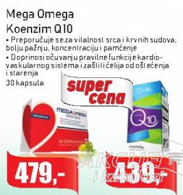 Mega Omega kapsule