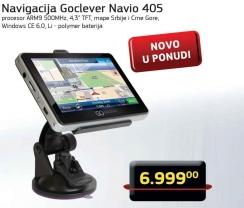 Navigacija Gps Navio 405