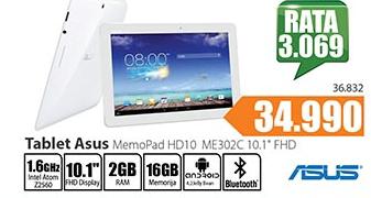 Tablet Memo Pad HD10 ME302C 10.1'' FHD