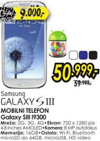 Mobilni telefon Galaxy S III I9300