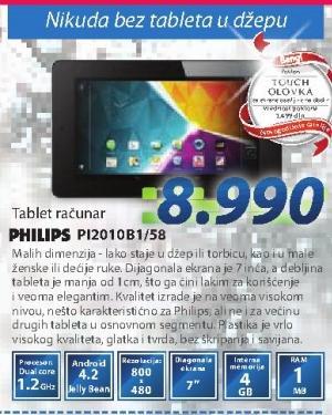 Tablet PI2010B1/58