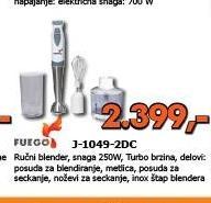 Rucni Blender J-1049-2DC