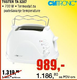 Toster TA 3287