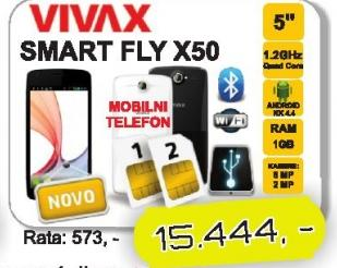 Mobilni Telefon Smart FLY X50