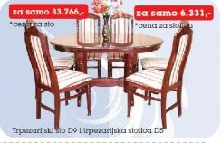 Trpezarijska stolica D5