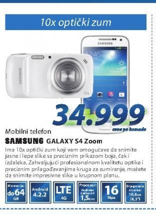 GSM telefon GALAXY S4