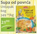 Supa povrće