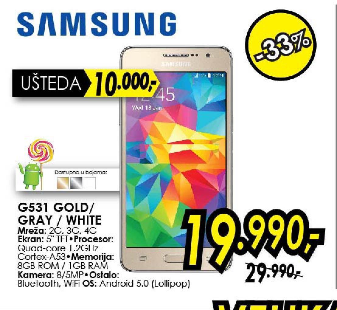 Telefon mobilni Galaxy Grand G531