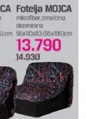 Fotelja Mojca