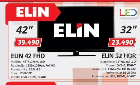 Televizor LED FHD 42